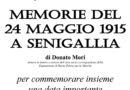A Senigallia la commemorazione del 24 Maggio 1915