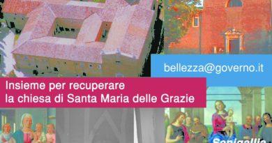 Senigallia cerca i fondi per recuperare la chiesa delle Grazie