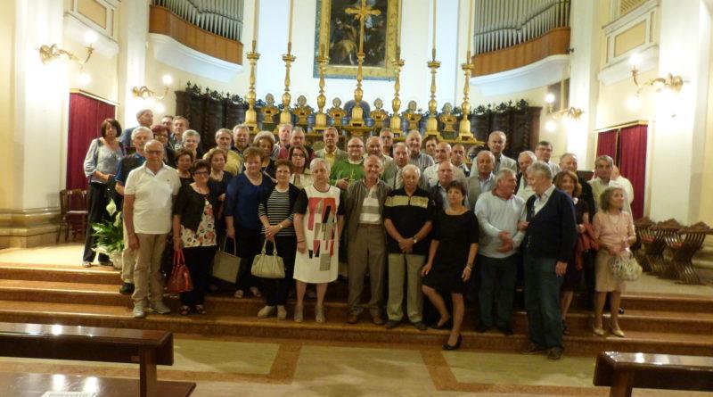 Cinquantuno corinaldesi festeggiano i primi 70 anni