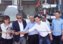 Inaugurato a Piandimeleto il nuovo impianto della Moretti Compact