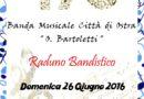 La Banda musicale di Ostra festeggia 170 anni di attività