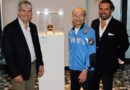 """Giuseppe Ottaviani a Senigallia in visita alla mostra """"Pablito Great Italian Emotions"""""""