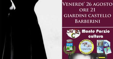 """Monte Porzio cultura presenta """"Anna Magnani – biografia di una donna"""""""