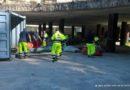 Con 23 volontari la Protezione civile di Corinaldo in prima linea anche nelle zone terremotate