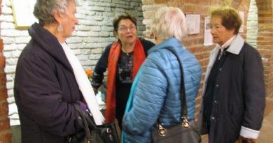 """SENIGALLIA / """"Donne – nonne – mamme – figlie"""", una bella mostra alla Galleria Expo-Ex"""