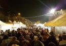 In tanti a Castelbellino Stazione per l'accensione dell'Albero e i mercatini