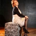 """Giorgia Trasselli in scena sabato a Chiaravalle con """"Finché vita non ci separi"""""""