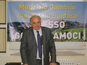 Fusione dei Comuni: a Urbino Gambini su tutte le furie - Gambini candidato sindaco di Adesso Governiamoci (2)