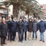 Il Movimento 5 Stelle Mondolfo in tour a Marotta Sud, in un'area dimenticata dal Comune