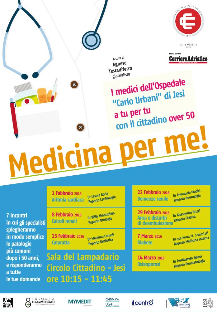 Inizia a Jesi Medicina per me!