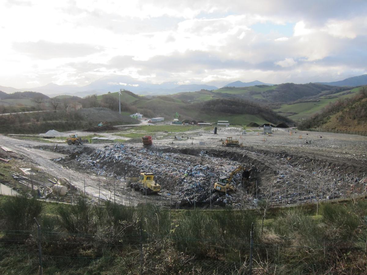 La Regione farà scaricare a Ca' Lucio ben 67 tonnellate di rifiuti l'anno - urbino