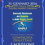 A San Lorenzo in Campo la Giornata nazionale del dialetto e delle lingue locali