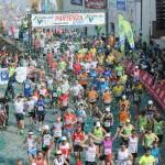 Alla ColleMar-Athon Andrea Gargamelli lancia la sfida agli stranieri