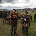 Successo confermato per la caccia col falco