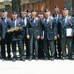 Cresce a Corinaldo il Coro dell'Associazione Carabinieri