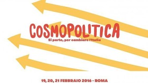 La Città Futura a Roma a Cosmopolitica