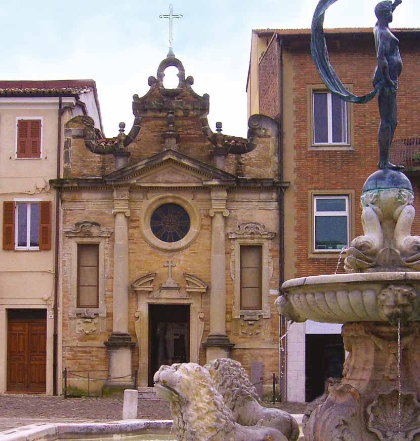 A Fano visita guidata alla Chiesa di san Silvestro