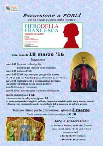 A Forlì per la mostra di Piero Della Francesca