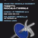 Scherma, a Senigallia il Grand Prix regionale esordienti