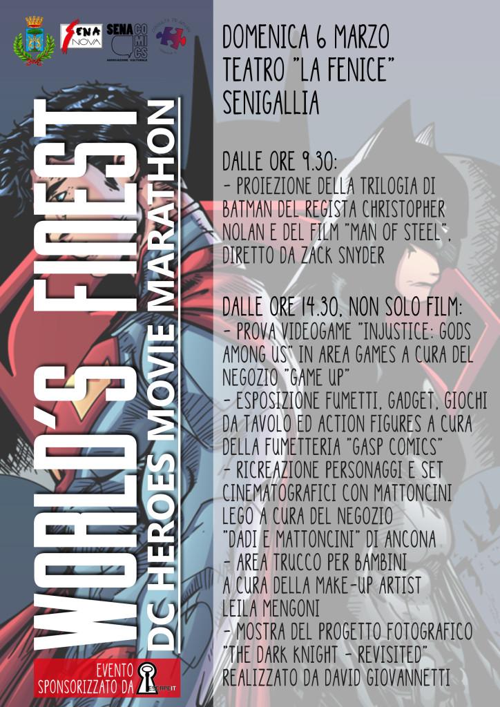 Domenica alla Fenice di Senigallia una maratona cinematografica