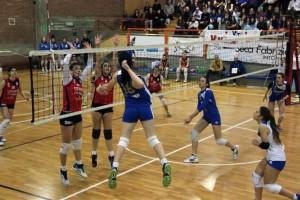 L'Edil Ceccacci Moie sconfitta a Macerata