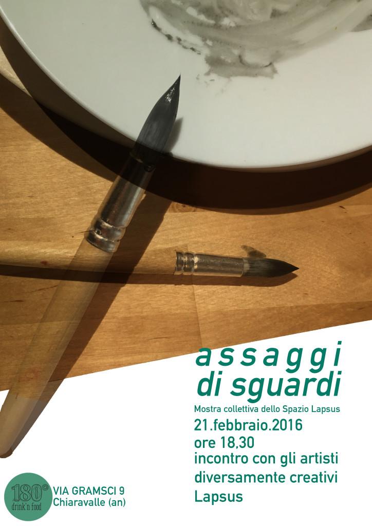 Assaggi di sguardi, una mostra a Chiaravalle