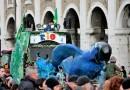 Una domenica con pioggia e vento: nuovo rinvio per il Carnevale di Senigallia