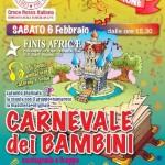 A Senigallia la 32ª edizione del Carnevale dei bambini