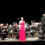 Concerto del soprano Maria Aleida con l'Orchestra Sinfonica Rossini