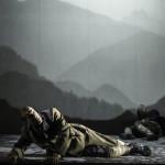 Domenica al Pergolesi di Jesi Marco Baliani porta in scena Trincea