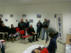 A Fano un corso per l'uso dei defibrillatori
