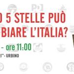 Di Battista e Morra a Urbino per parlare del M5S