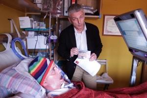 Anche il senatore Morra ha incontrato Max Fanelli