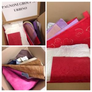 La Pagnoni Group dona materiale di riuso