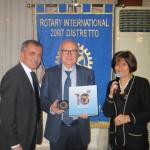 Il Rotary di Falconara vicino all'ospedale Carlo Urbani