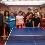 Possibile collaborazione tra Tennistavolo e servizi sociali