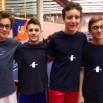 Tennistavolo, 18 squadre in simultanea al Centro Olimpico
