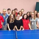 Il tennistavolo nella didattica del Panzini di Senigallia