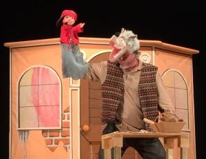 Teatro per ragazzi domenica a Senigallia e Sassoferrato