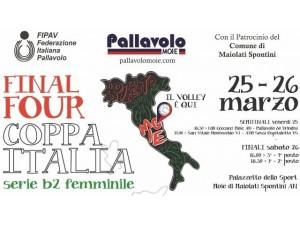 Fari puntati sul FinalFour di Coppa Italia Serie B2