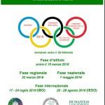 A Senigallia le Olimpiadi delle Scienze