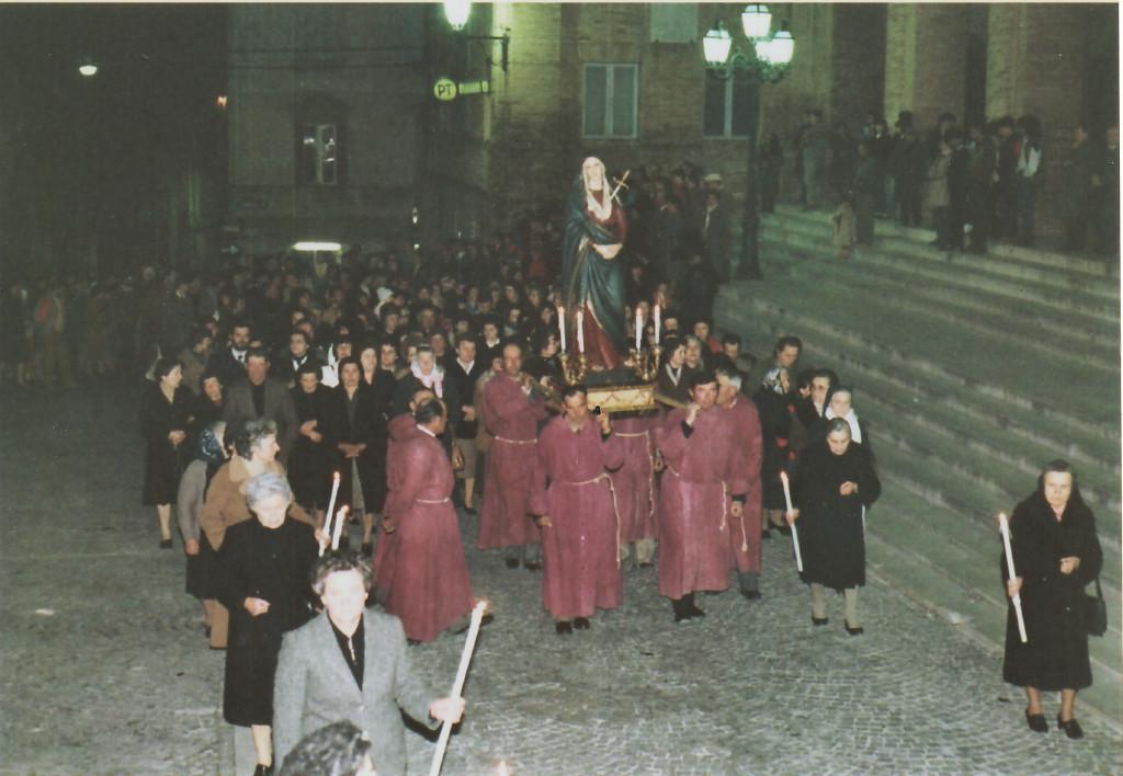 A Ostra tornano le celebrazioni del Venerdì Santo