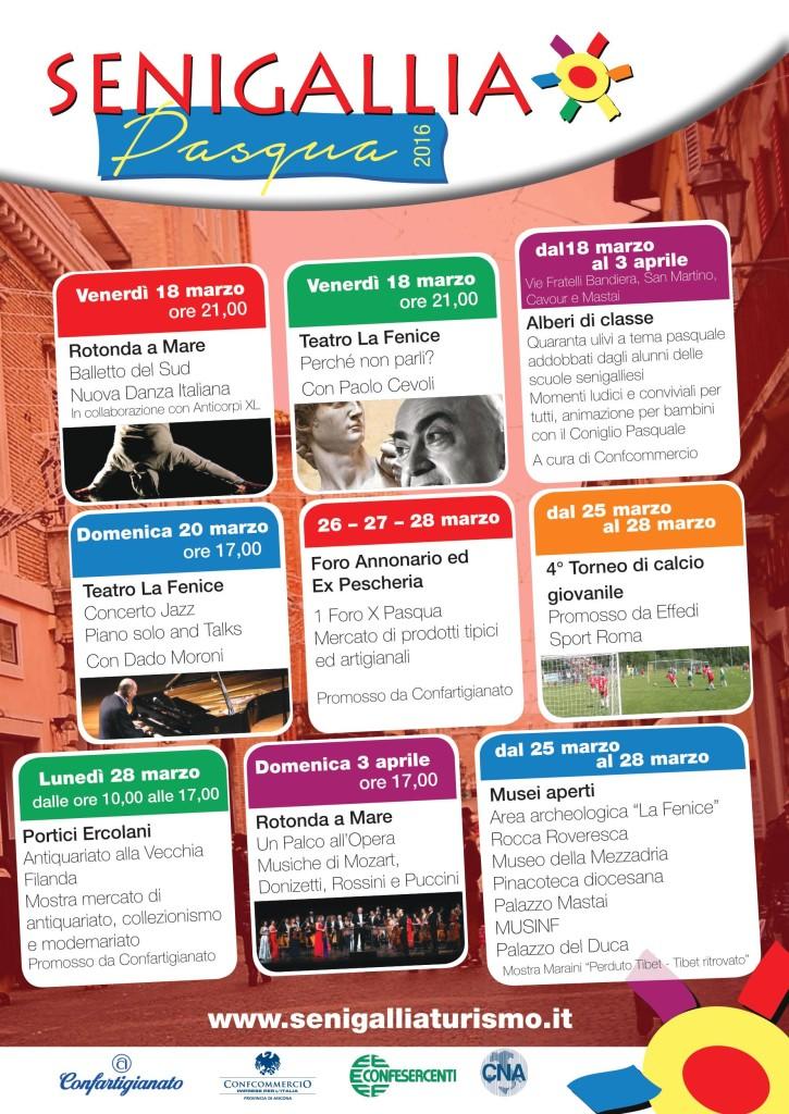 A Senigallia tanti eventi in attesa della Pasqua