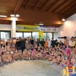 Una grande festa per il compleanno della piscina delle Saline