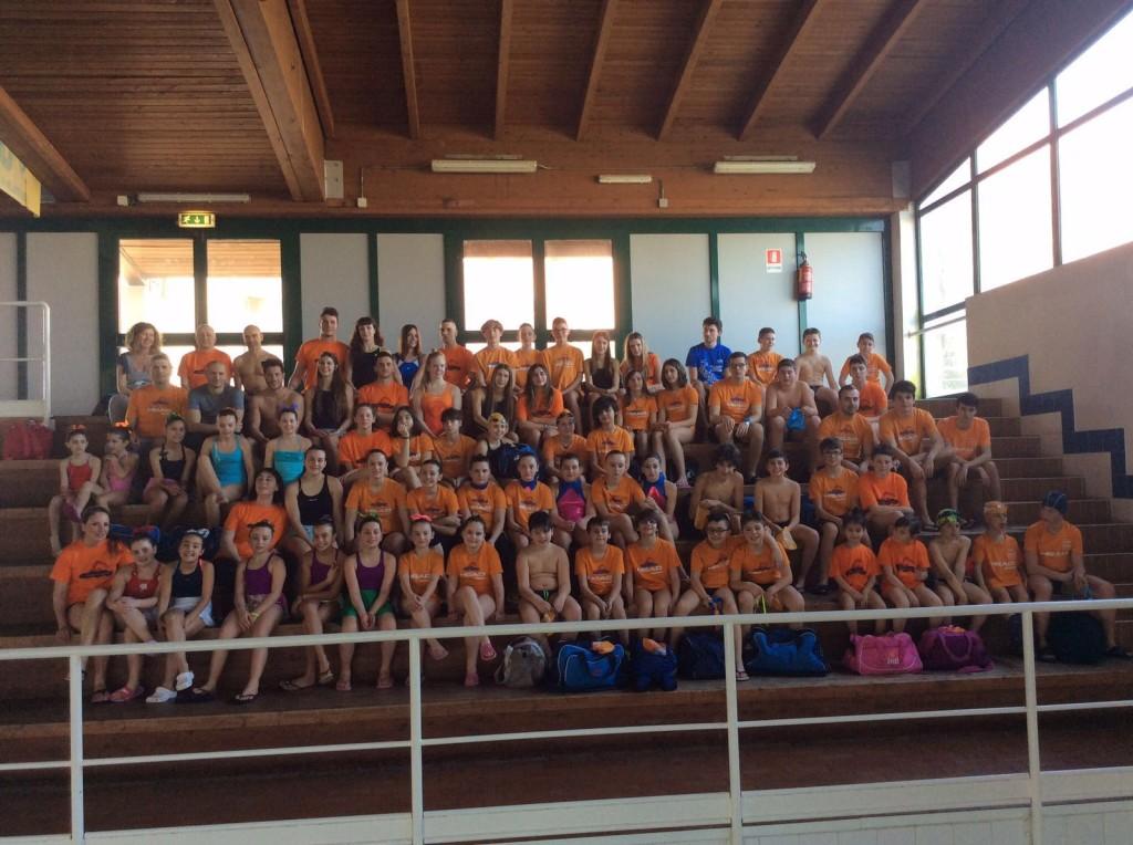 Una Pasqua speciale per Senigallia Nuoto