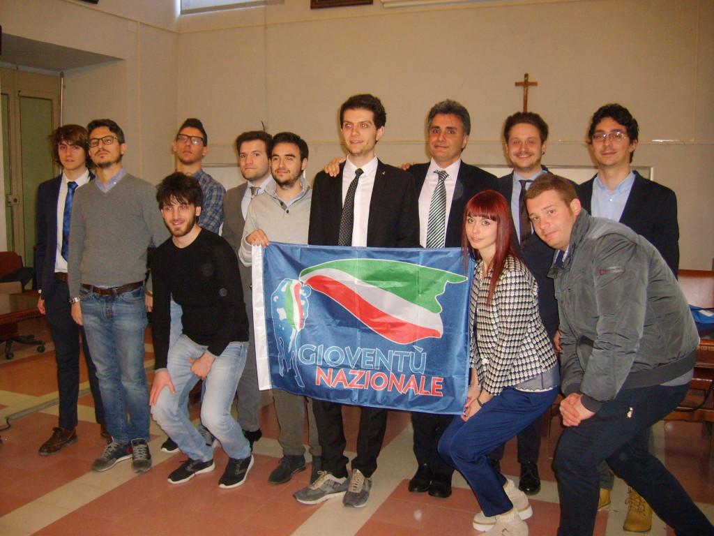 Presentato il direttivo provinciale di Gioventù Italiana