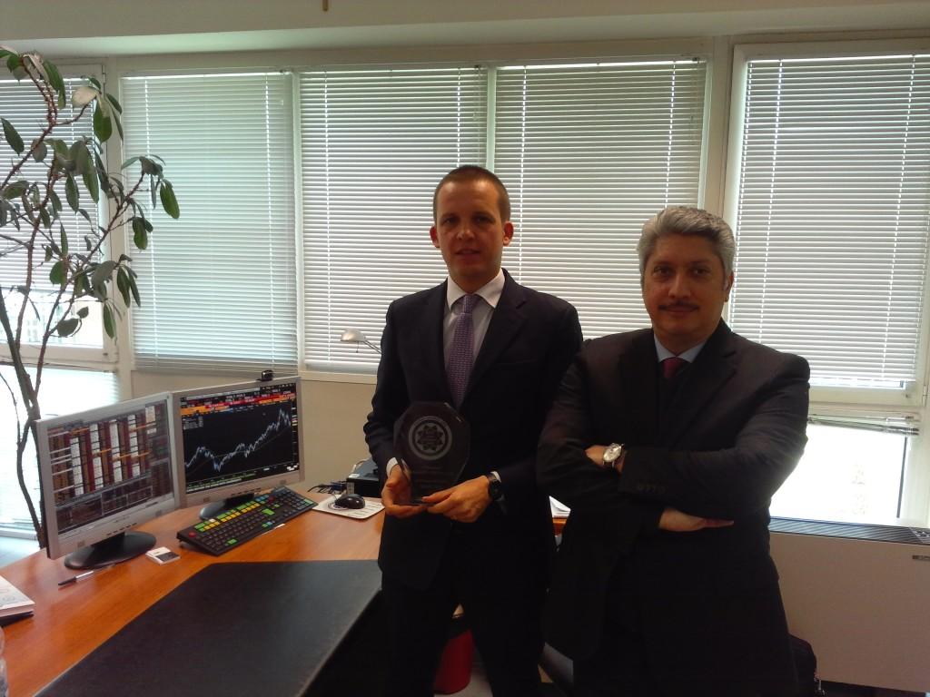 Nuova Banca Marche vince la quarta edizione dei Diaman asset manager awards