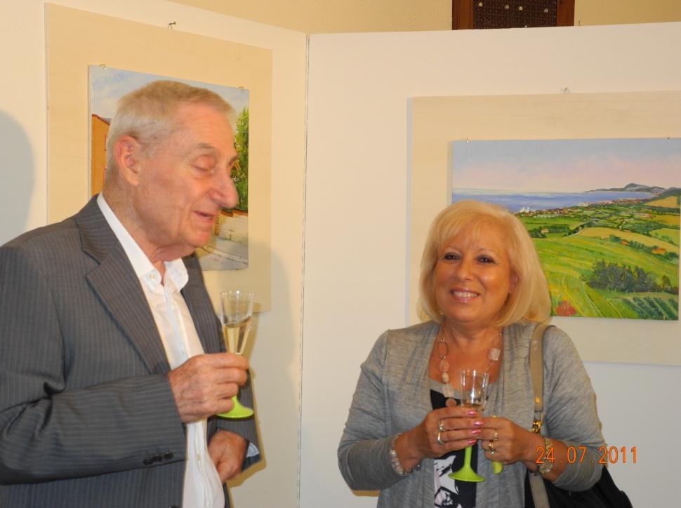 A Marotta conferenza della professoressa Giansanti su impressionisti e simbolisti