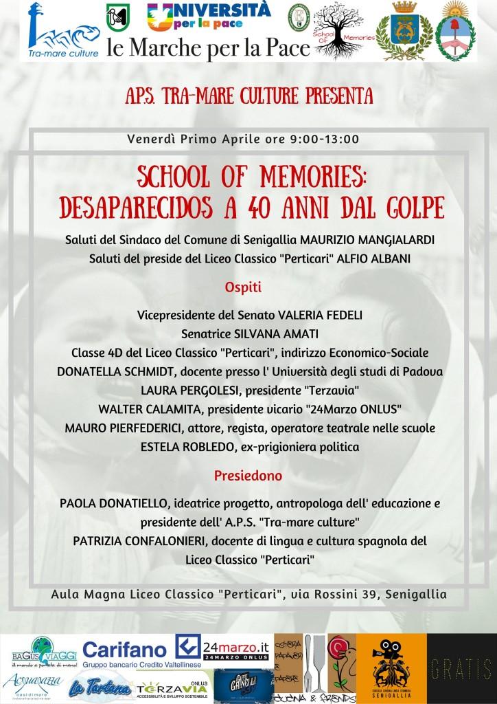 Desaparecidos d'Argentina a quarant'anni dal golpe