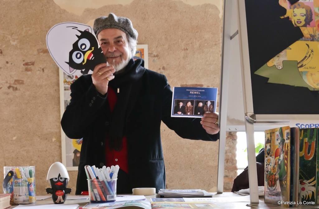 Lezione sulla fotografia di Alfonso Napolitano e Patrizia Lo Conte Si terrà venerdì 1° aprile, alle ore 16,30, alla Biblioteca comunale di Senigallia